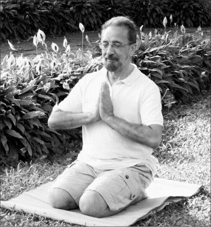 O físico brasileiro Roberto Martins (Foto: Arquivo Pessoal)