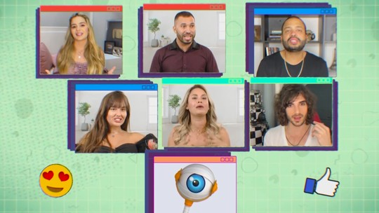 Foto: (Big Brother Brasil 21: conheça todos os participantes da edição)