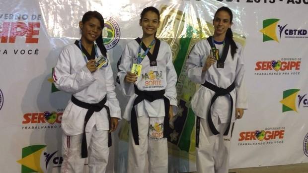 Bianca Oliveira, cearense, taekwondo (Foto: Divulgação)