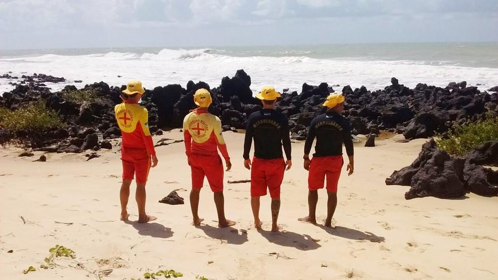 Para diminuir déficit, governo do RN deverá contratar guarda-vidas temporários (Foto: Sesed/Divulgação)