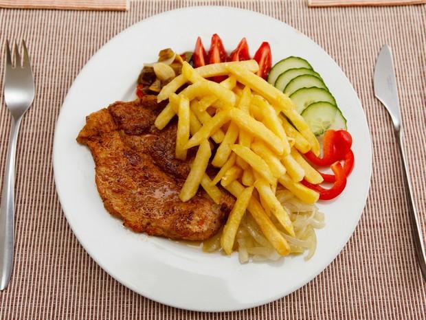 Prato de comida (Foto: Pixabay)
