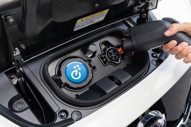 Carregador carro elétrico  (Foto: Divulgação)