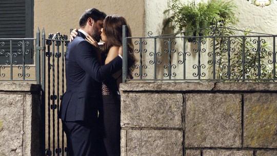 Juliana Paes vibra com recaída de Bibi e Caio: 'O tempo não apaga #Cabibi'