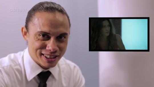 Atores comentam cena do acerto de contas entre Joyce e Irene em 'A Força do Querer'