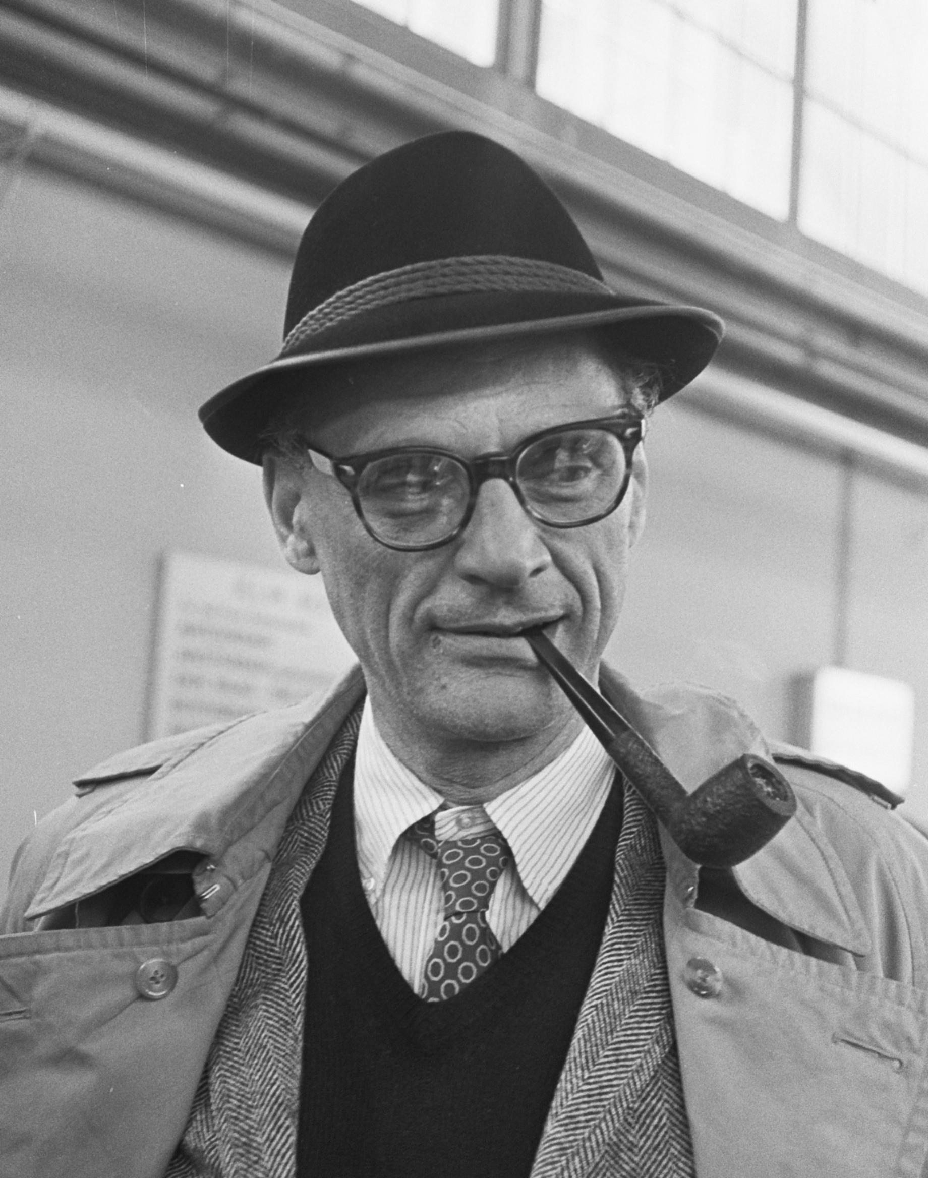 Arthur Miller em 1966 (Foto: Wikimedia/Koch, Eric / Anefo)