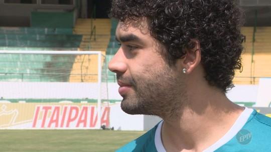 Média de um gol por jogo na A2 faz Bruno Mendes superar 1ª passagem pelo Guarani
