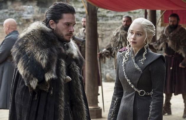 Existe ainda a possibilidade de Jon morrer e Daenerys assumir sozinha. Outros afirmam que todos os personagens da série serão massacrados pelos Caminhantes Brancos (White Walkers), que vencerão a guerra. Será? (Foto: HBO)