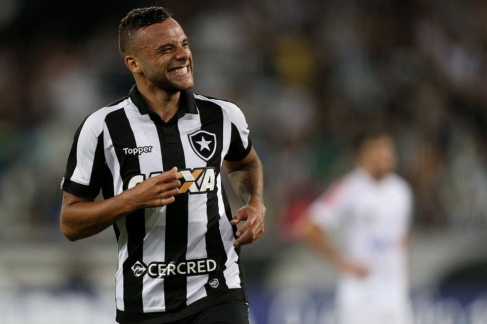 Guilherme cresceu no Botafogo e está nos planos do Grêmio (Foto:  Vítor Silva/SSPress/Botafogo)
