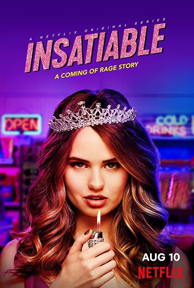 Cartaz de 'Insatiable' (Foto: Netflix/divulgação)