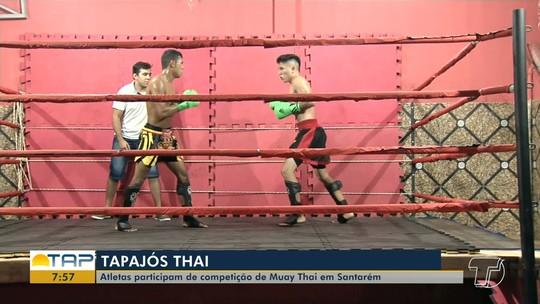 Segunda edição do Tapajós Thai incentiva a prática da arte marcial em Santarém