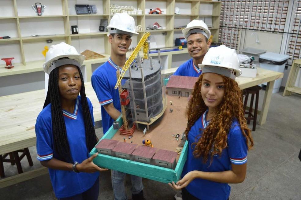 Inscrições para cursos técnicos foram abertas nesta quinta-feira ? Foto: Claudionor Jr/Divulgação
