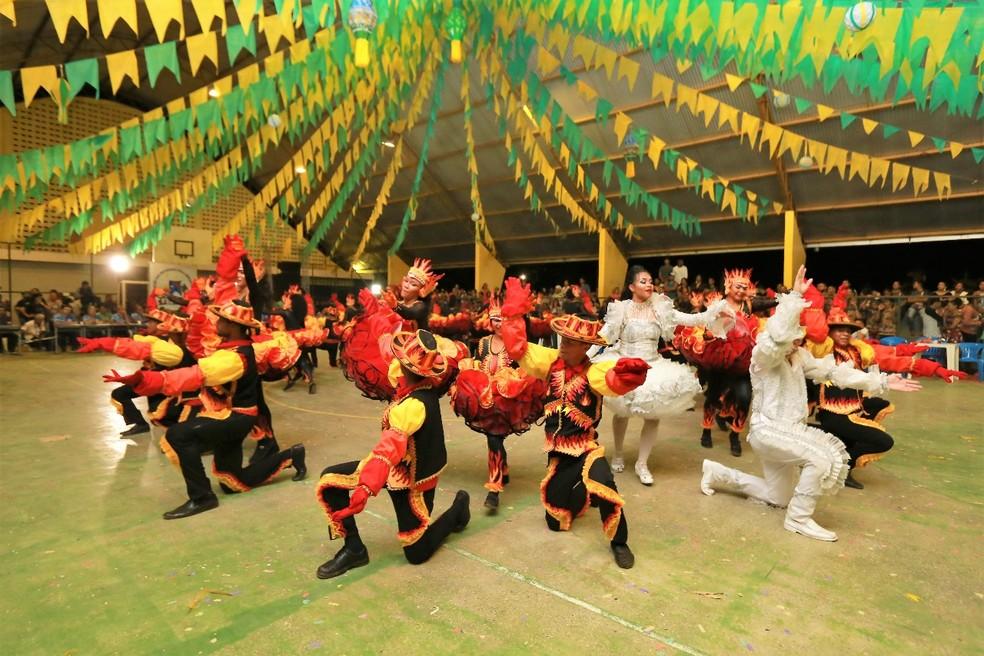 -  Seletiva Macapá vai escolher representante para o festival estadual, que ocorrerá em Santana  Foto: Fefap/Divulgação