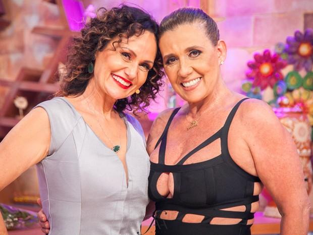 Faa Morena e Rita Cadillac (Foto: Andrea Dallevo)