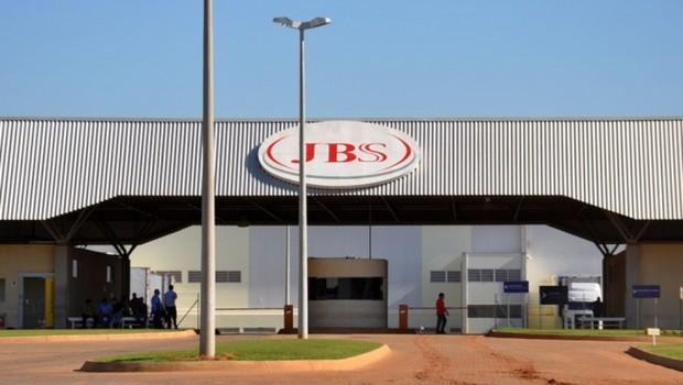 Unidade da JBS em campo Grande (Foto: Reprodução/Facebook)