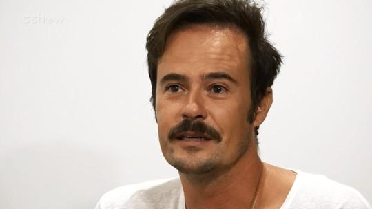 Paulo Vilhena relembra época de shows de Sandy & Junior: 'Frio na barriga só de pensar'