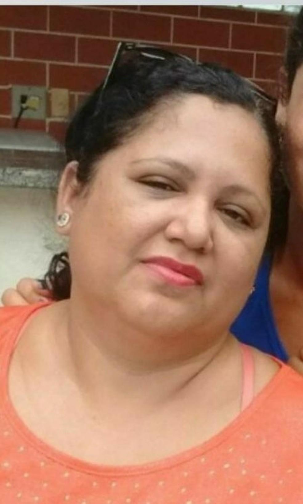 Raimunda Alves toma remédios controlados e saiu de casa na segunda (Foto: Arquivo da família)