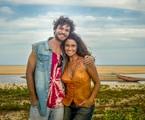 'Segundo Sol': Luzia (Giovanna Antonelli) e Beto (Emilio Dantas) | Globo / João Cotta