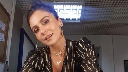Giovanna Antonelli vai lançar um livro: 'Minha história, sem ser biográfico'