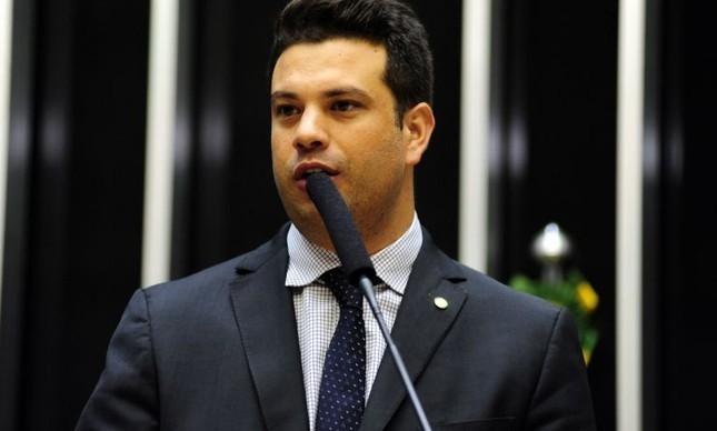 O Ministro do Esporte, Leonardo Picciani, tem se dedicado mais a despachos e reuniões internas