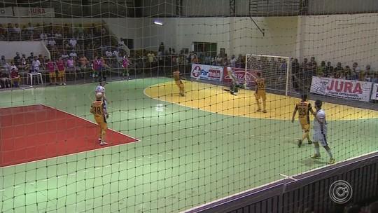 Dracena sai na frente, mas Sorocaba busca empate no jogo de ida da semi da Liga Paulista
