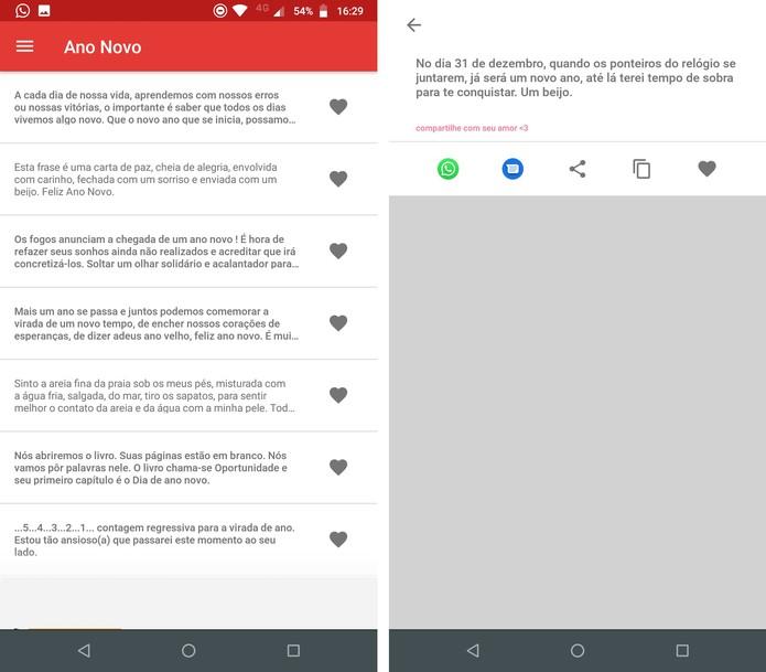 Mensagem De Feliz Ano Novo 2020 Para Whatsapp Veja Apps Com