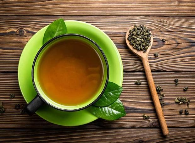 Chá verde (Foto: Healthline/ Reprodução)