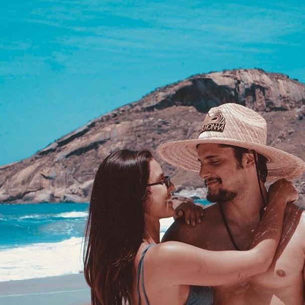 Yanna e Bruno (Foto: Reprodução / Instagram )