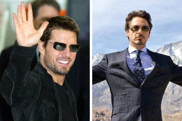 Como seria o elenco de 'Vingadores' nos anos 1990 (Foto: Getty Images/Reprodução)