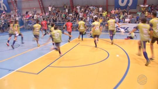 Com 822 gols marcados e destaques individuais em quadra, Copa da Juventude Campo Grande chega ao fim