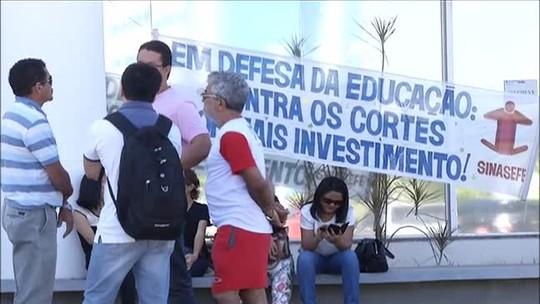 Por causa de greve, IFTO suspende calendário acadêmico em 2 câmpus