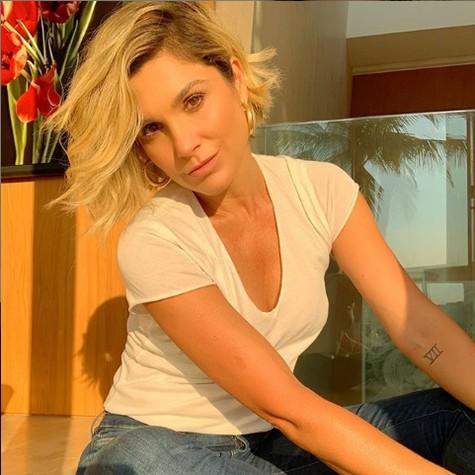 Flávia Alessandra (Foto: Reprodução/ Instagram)