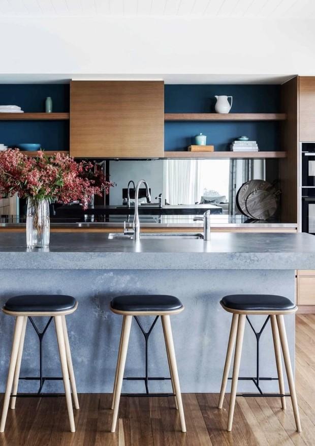 Como decorar a cozinha (Foto: Reprodução/Instagram @insideoutmag)