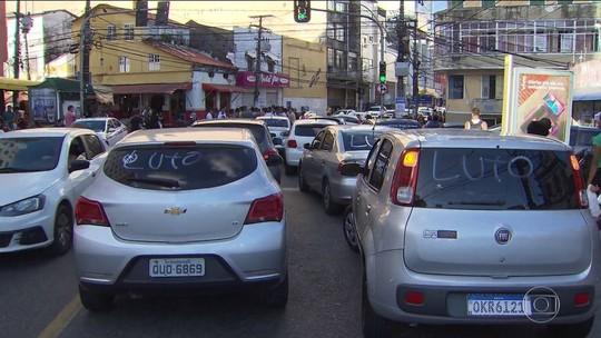 4 motoristas de aplicativo são achados mortos em Salvador