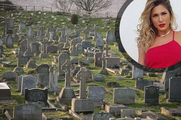 Lívia Andrade é apaixonada por cemitérios (Foto: Getty Images)