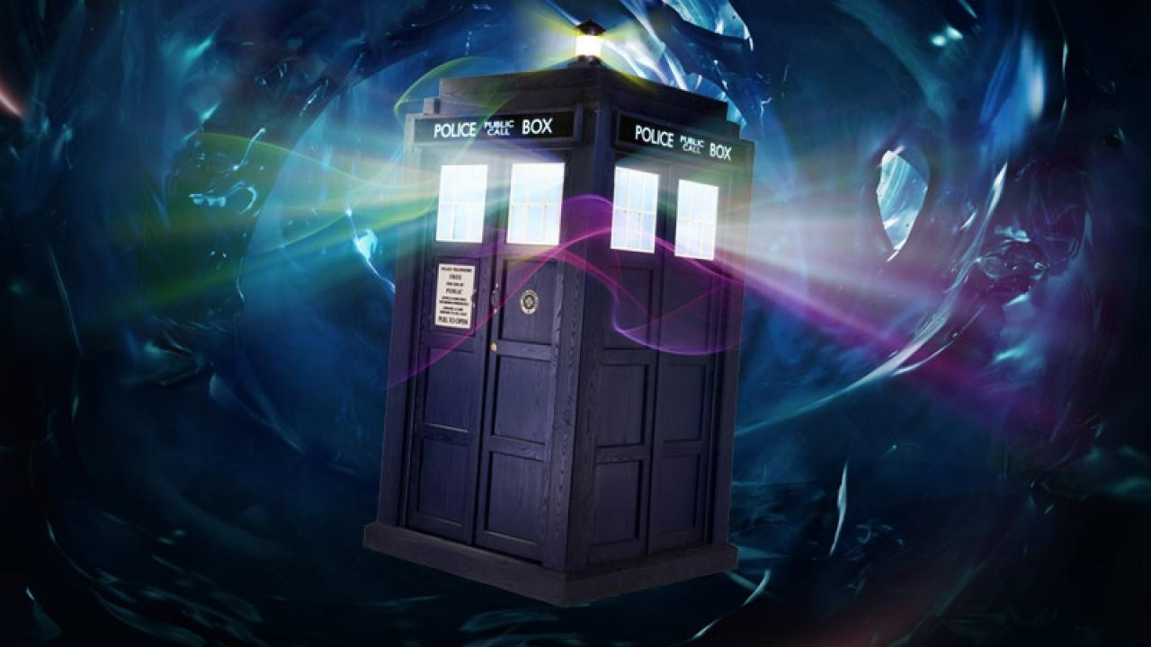 Tardis (Time and Relative Dimension(s) in Space), a máquina do tempo-espaço do Doutor (Foto: Divulgação)