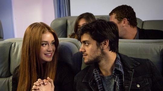 Final de 'Totalmente Demais': Eliza e Jonatas vivem romance em Paris