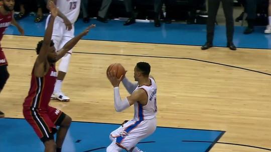 O movimento da noite pela NBA