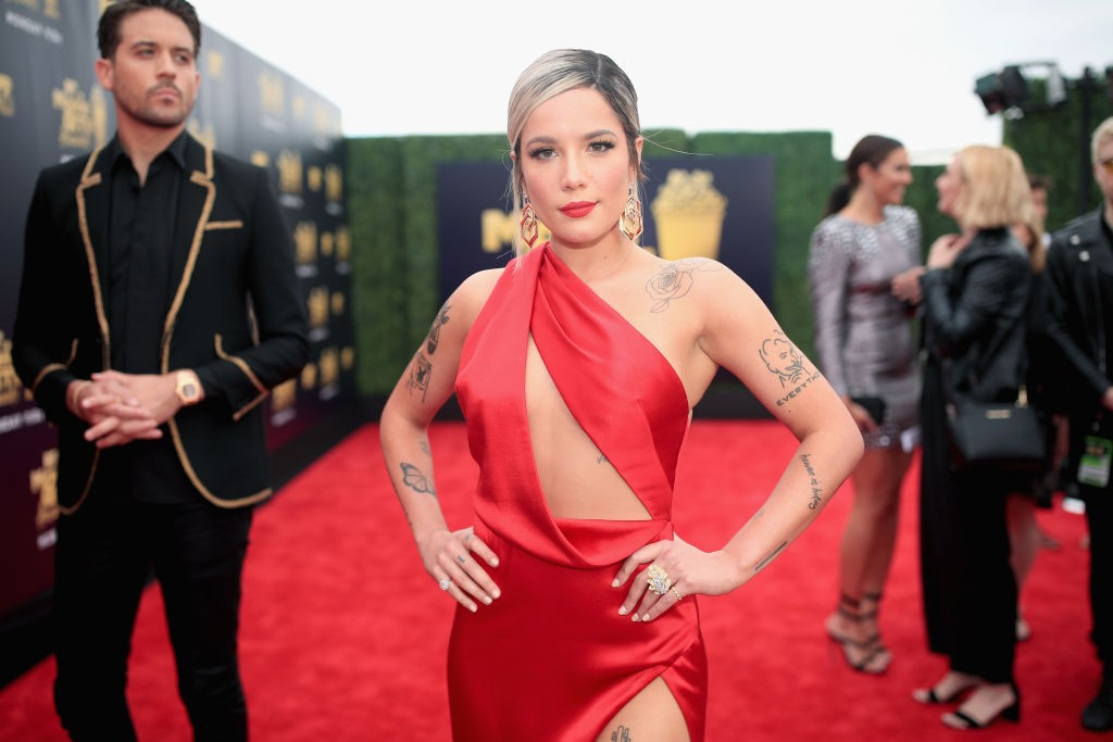 Halsey (Foto: Getty Images)