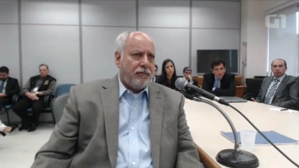 Renato Duque é um dos réus no processo (Foto: Reprodução)