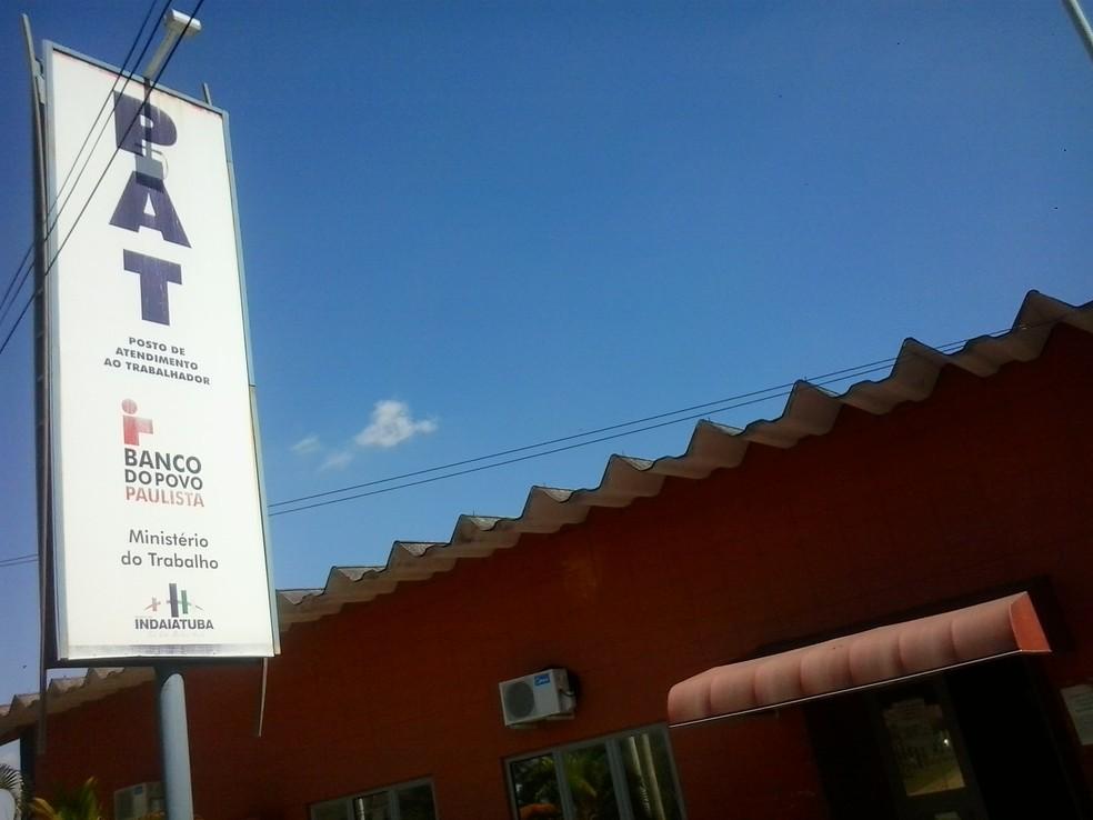 PAT Indaiatuba divulga 31 vagas de emprego nesta sexta-feira (13) (Foto: Adriana Gimenes)