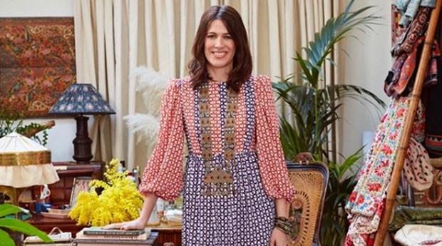 A designer Nathalie Farman-Farma  (Foto: Divulgação/Instagram)