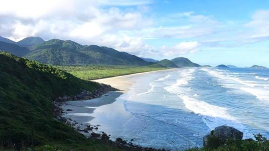 Rota do Sol: Praia da Laje, em Cananéia, é a próxima parada do programa