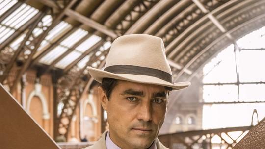 Ricardo Pereira será Almeida em 'Éramos Seis' e avisa: 'Ele guarda um segredo'