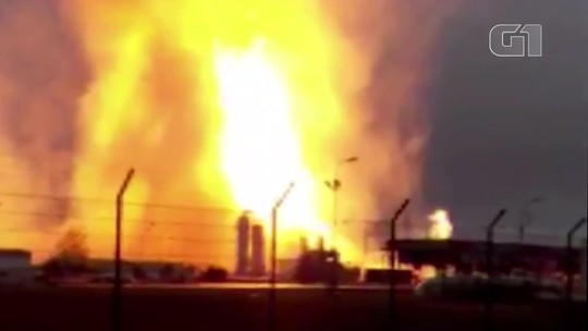 Explosão em centro de distribuição de gás deixa um morto e vários feridos na Áustria