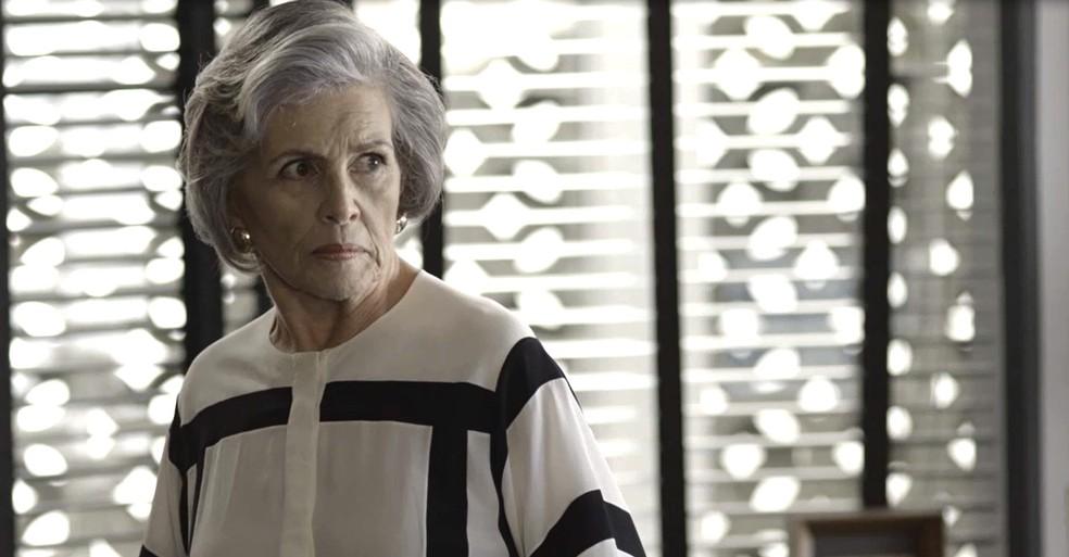 O que será que a mãe de Dom vai fazer depois dessa? (Foto: TV Globo)