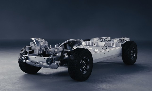 Plataforma Ultium da General Motors