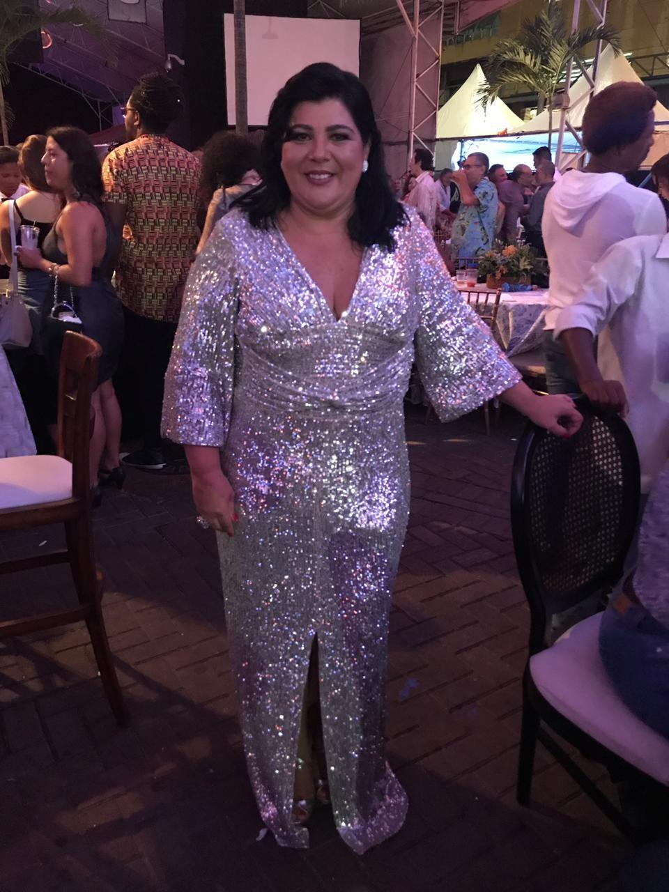 Monica Silva (Foto: QUEM)