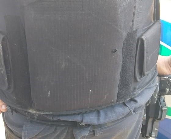 Tiroteio em Macapá termina com suspeito de tráfico morto e PM baleado nas costas - Notícias - Plantão Diário