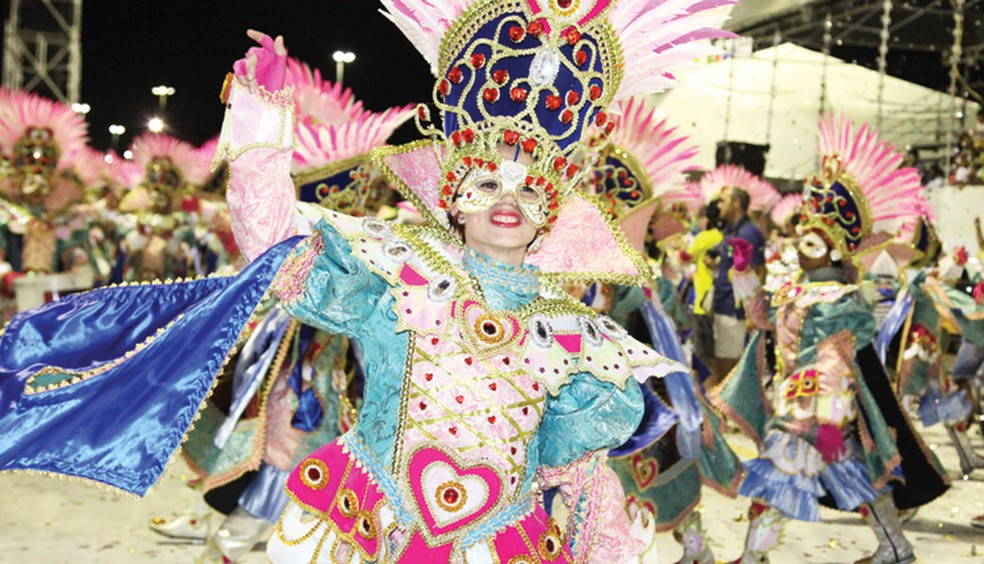 Bloco Tradicional 'Os Feras' também marcará presença no sábado (27). (Foto: Divulgação)