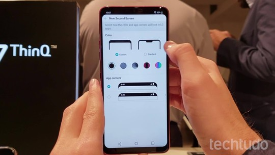 LG G7 vs iPhone 8: comparativo detalha ficha técnica